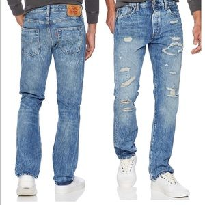 Levi's Men 501 Original Fit Jean W32/L30